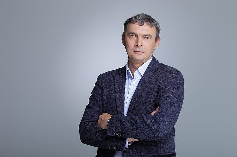 Директор по маркетингу компании LEGENDA Всеволод Глазунов