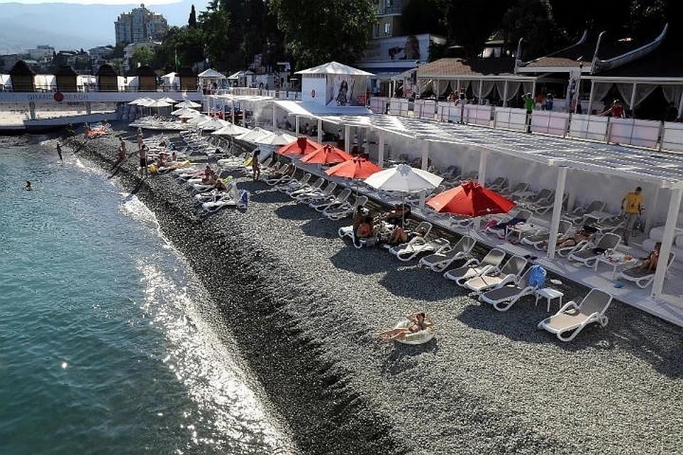 Первым делом россиянам предложат отправиться на отечественные курорты