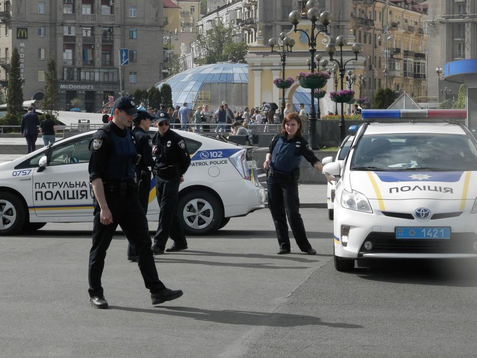 В Харькове задержали обнаженную невменяемую женщину с отрезанной головой ребенка в пакете