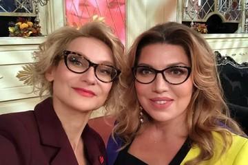Замена в «Модном приговоре»: Екатерина Скулкина копирует стиль Надежды Бабкиной