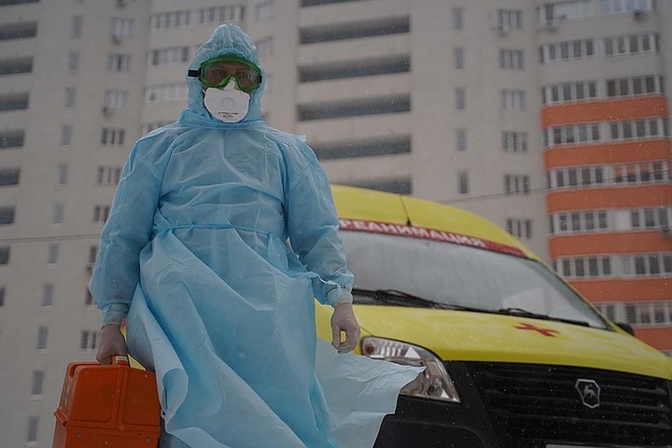 Подробности о новых случаях коронавируса в Волгограде: чаще всего ...