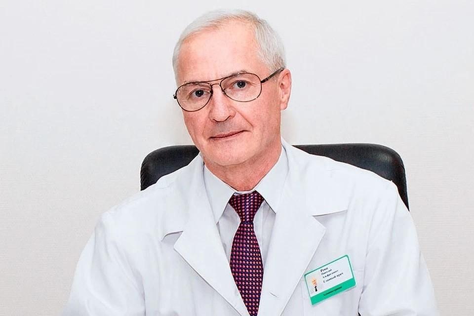 Николай Ренц рассказал о больных коронавирусом в Тольятти