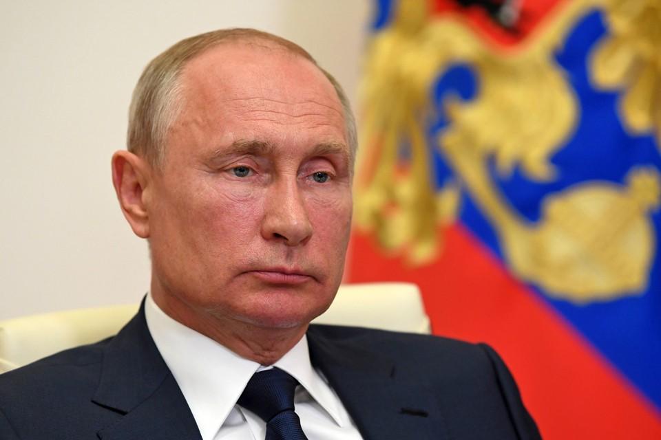 Владимир Путин подвел итог шестинедельных «каникул».