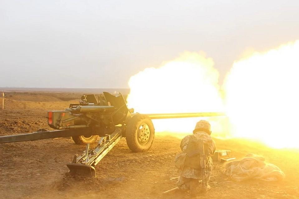 За предыдущий отчетный период ВСУ выпустили в сторону Республики 84 единицы боеприпасов. Фото: штаб ООС