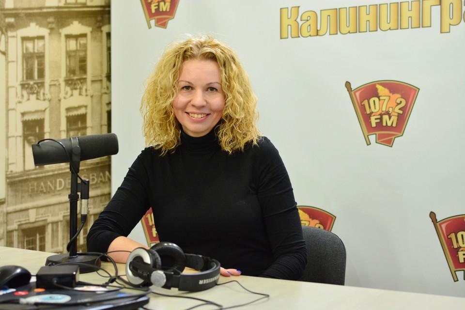 Говорит Калининград. Наталья Крылова