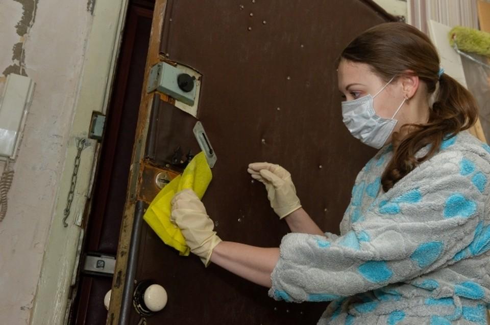 Маски, перчатки и дезинфекция начнутся в Николаевском районе досрочно.