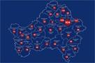 Карта распространения и статистика коронавируса в Брянской области на 15 мая 2020 года