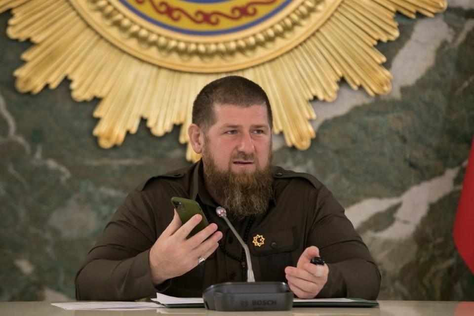 Рамзан Кадыров подписал указ о выходе из режима самоизоляции