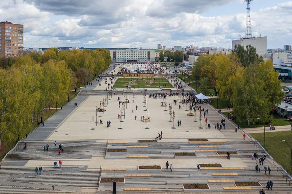 Благоустройством знаковых нижегородских площадей, бульваров и набережных займутся ведущие российские архитекторы ФОТО: Илья Варламов