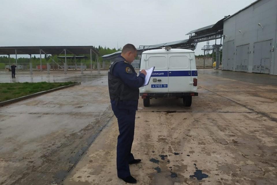 Фото: пресс-служба СКР по Свердловской области