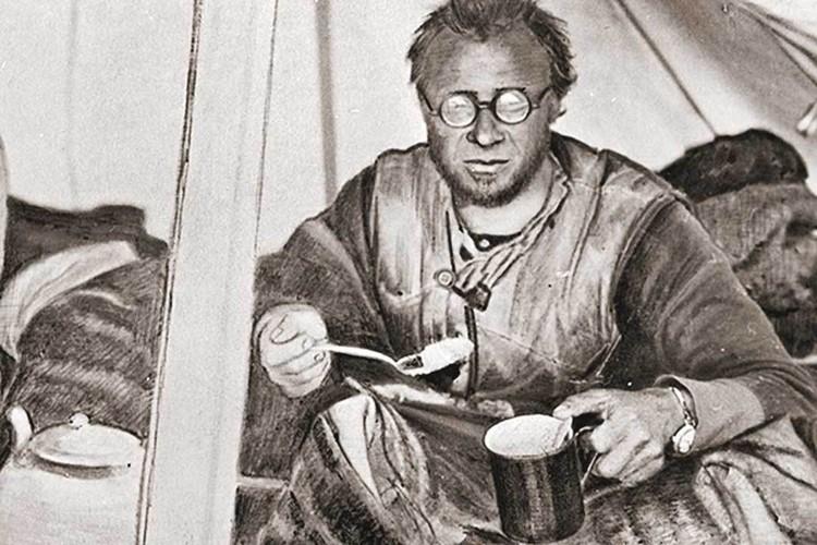 Николай Урванцев (1893 - 1985), исследователь-геолог, открывший медно-никелевое месторождение и тем самым основавший в 1935 году город Норильск.