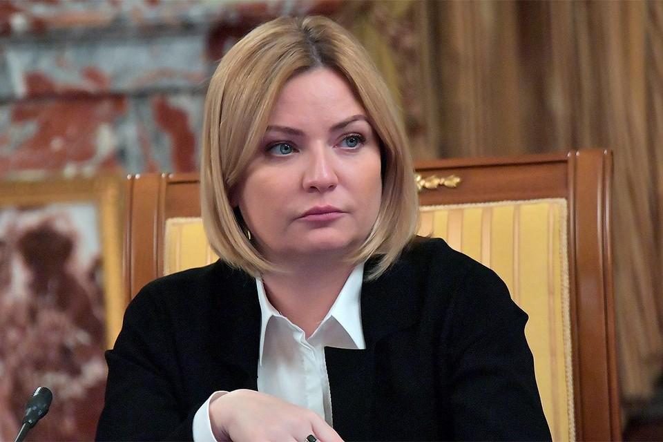 Министр культуры РФ Ольга Любимова.