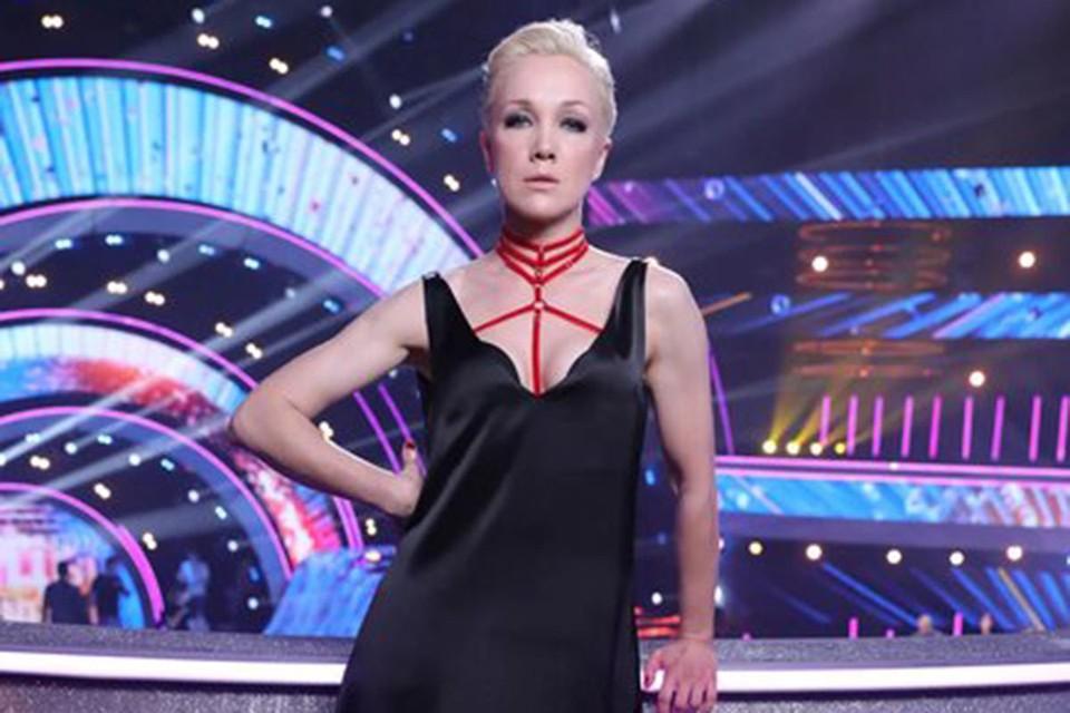 Актриса Дарья Мороз. Фото: «Россия 1»