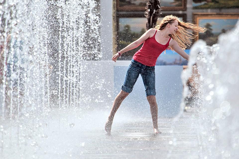 Воздух в Уфе прогреется до +24 градусов днем