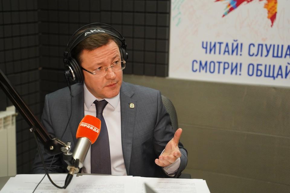 Дмитрий Азаров рассказал о пережитом зимой опыте