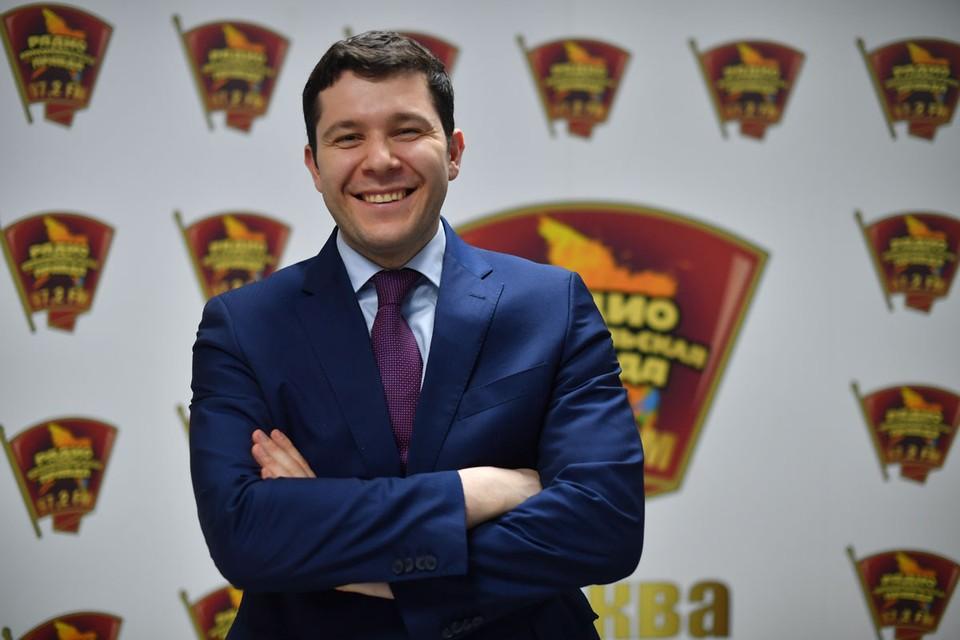 """""""Комсомолка"""" решила узнать мнение о ситуации у губернатора региона Антона Алиханова."""