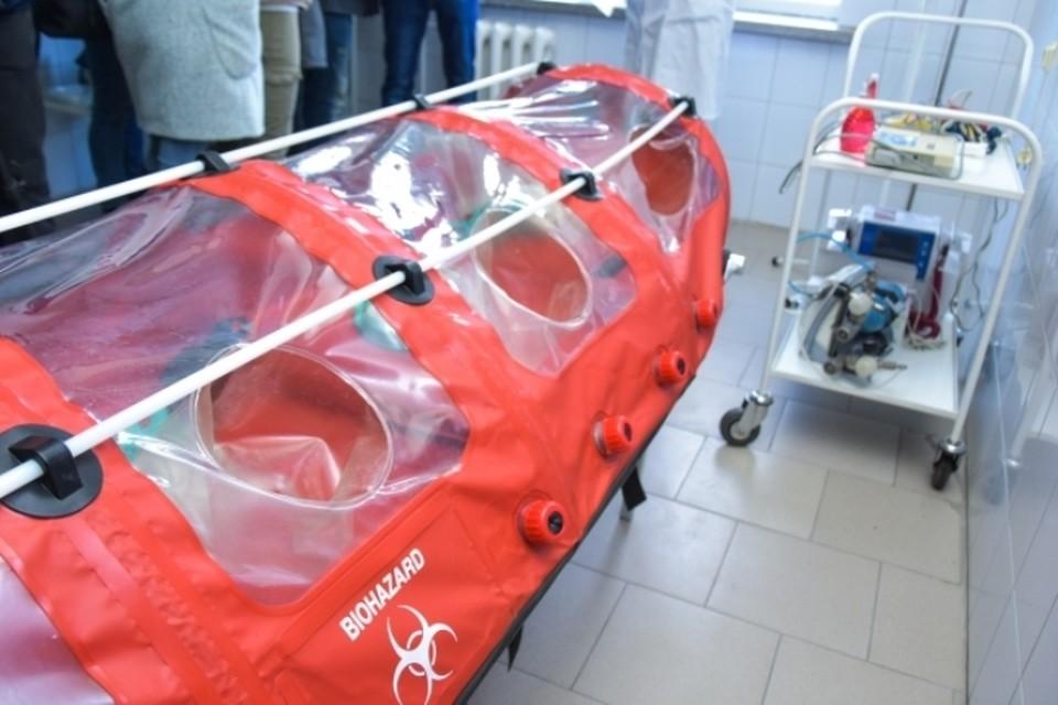 Число инфицированных коронавирусом в России за сутки возросло на 8599 человек