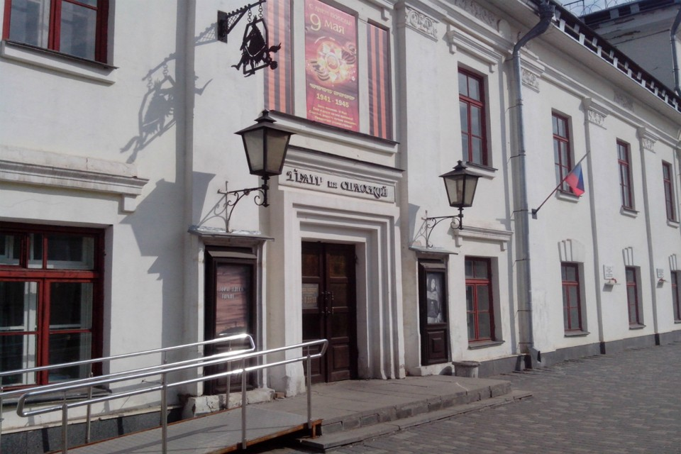 28 мая «Театр на Спасской» досрочно завершает 84-й театральный сезон. Фото: vk.com/theateronthespasskaya