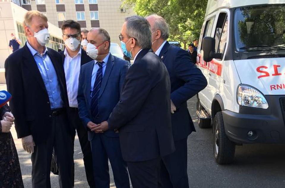 Фото: пресс-служба Роснано