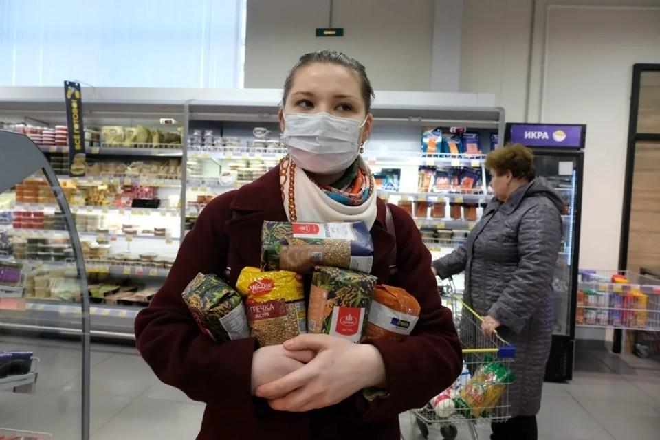 Власти Санкт-Петербурга рассказали о составе детских продуктовых наборов за май.