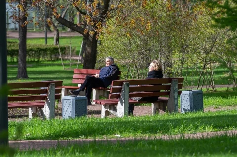 Власти Санкт-Петербурга рассказали, когда в городе откроют парки и скверы.