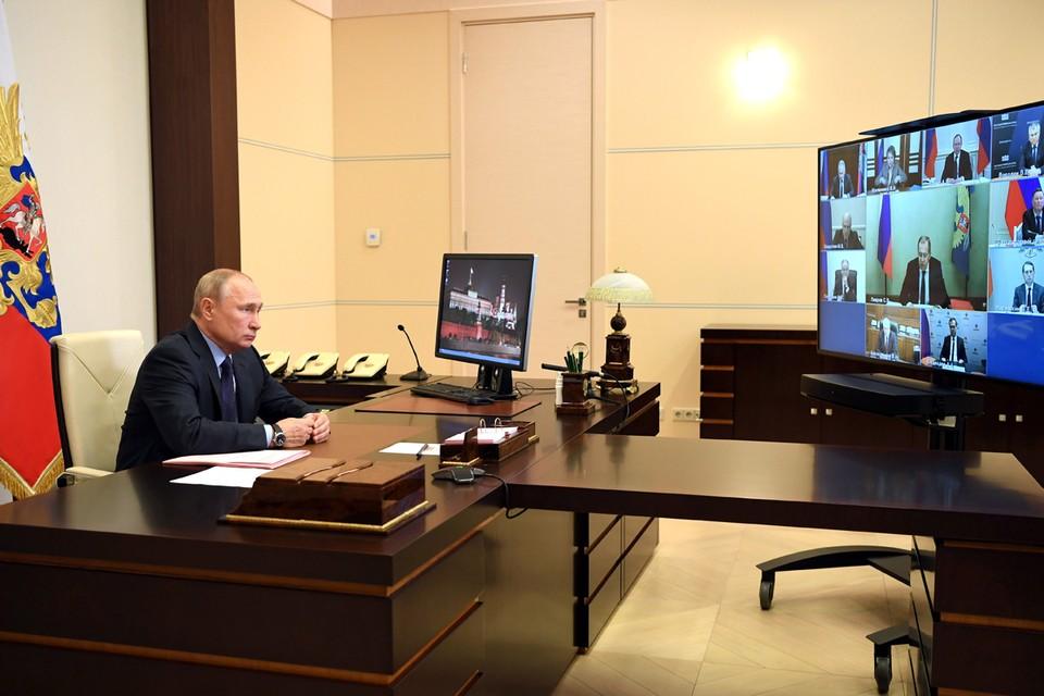 Президент поручил заняться проблемами застрявших за рубежом туристов. Фото: Алексей Никольский/ТАСС