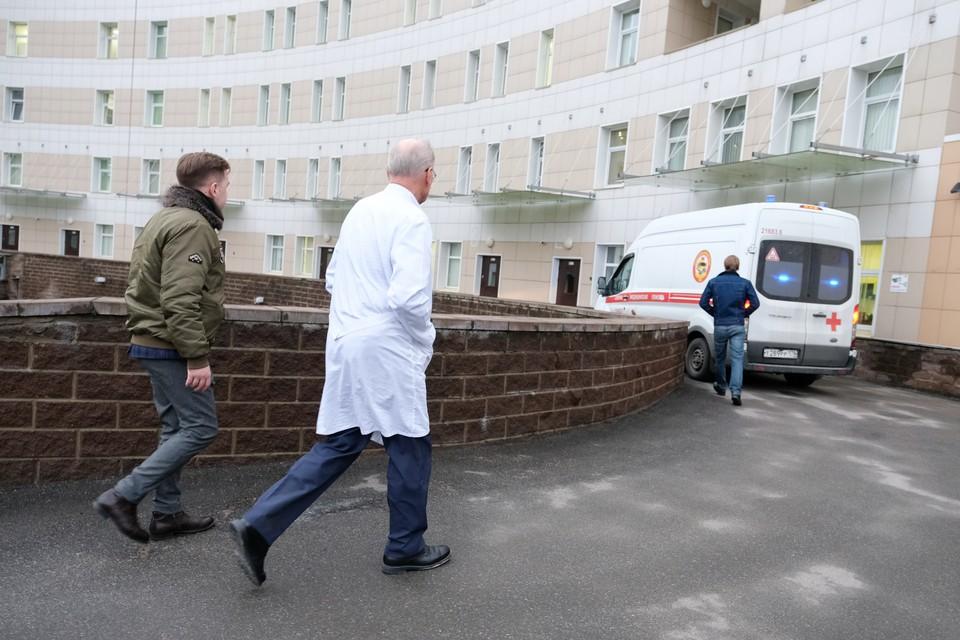 307 человек вылечились от коронавируса в Санкт-Петербурге за минувшие сутки.