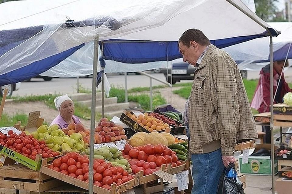 Продовольственные ярмарки в ДНР проводятся регулярно