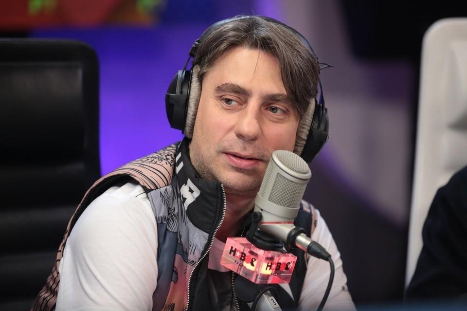 """Генеральный продюсер """"Нового Радио"""" Роман Емельянов."""