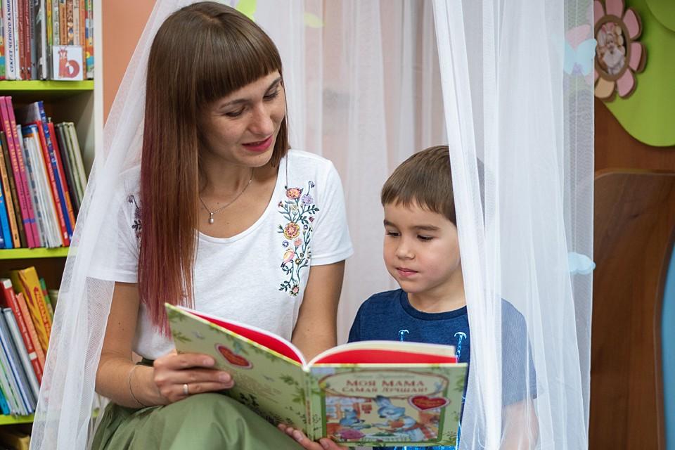 Сейчас много хороших детских книг с яркими иллюстрациями, на любой возраст