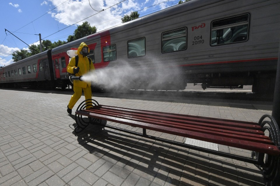 Железнодорожное сообщение восстановят уже в этом месяце.