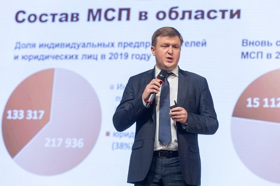 Вадим Живулин попросил освободить его от должности заместителя министра экономического развития