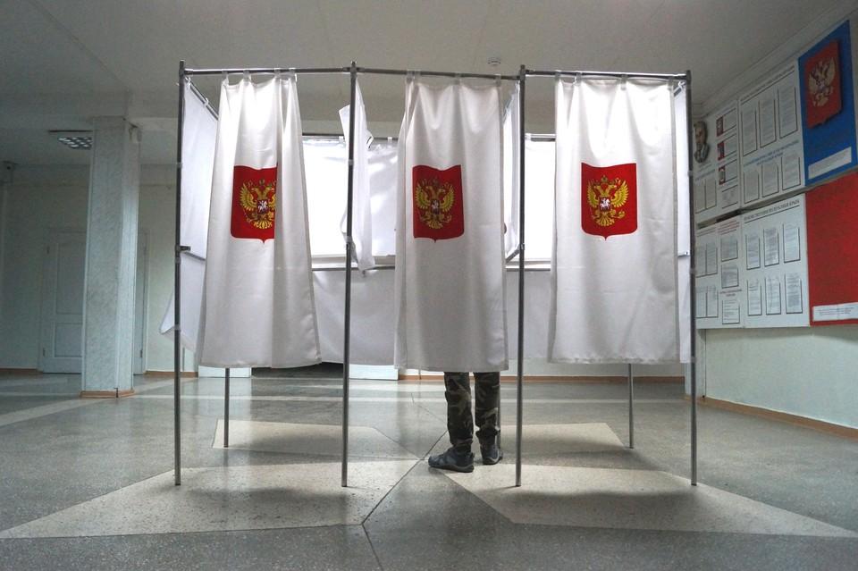 Голосование пройдет в срок
