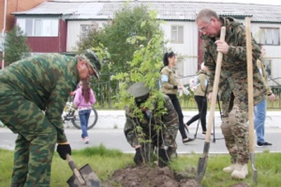 В Пуровском районе за лето ликвидируют 37 свалок Фото: puradm.ru