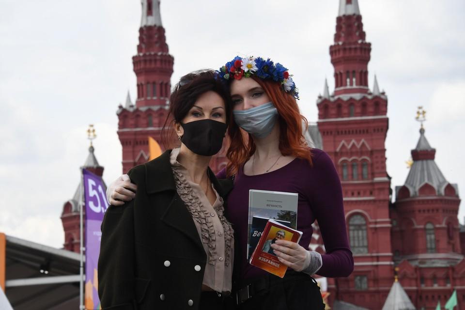 В воскресенье, 7 июня, в Москве состоится первое публичное оффлайн мероприятие за время пандемии - Книжный фестиваль «Красная площадь».