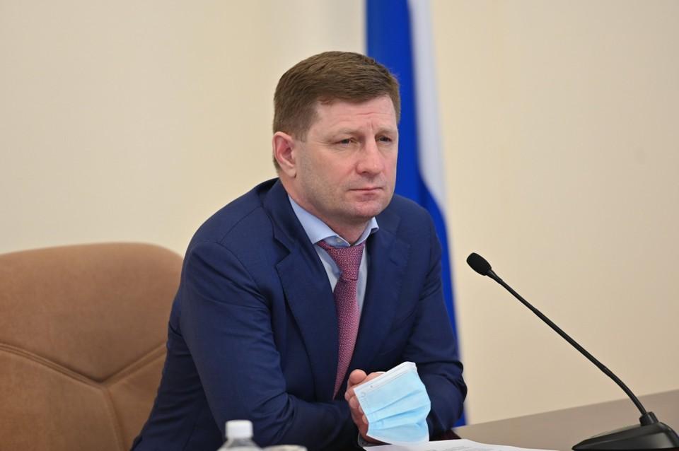 По словам главы региона снятие режима самоизоляции возможно уже 11 июня