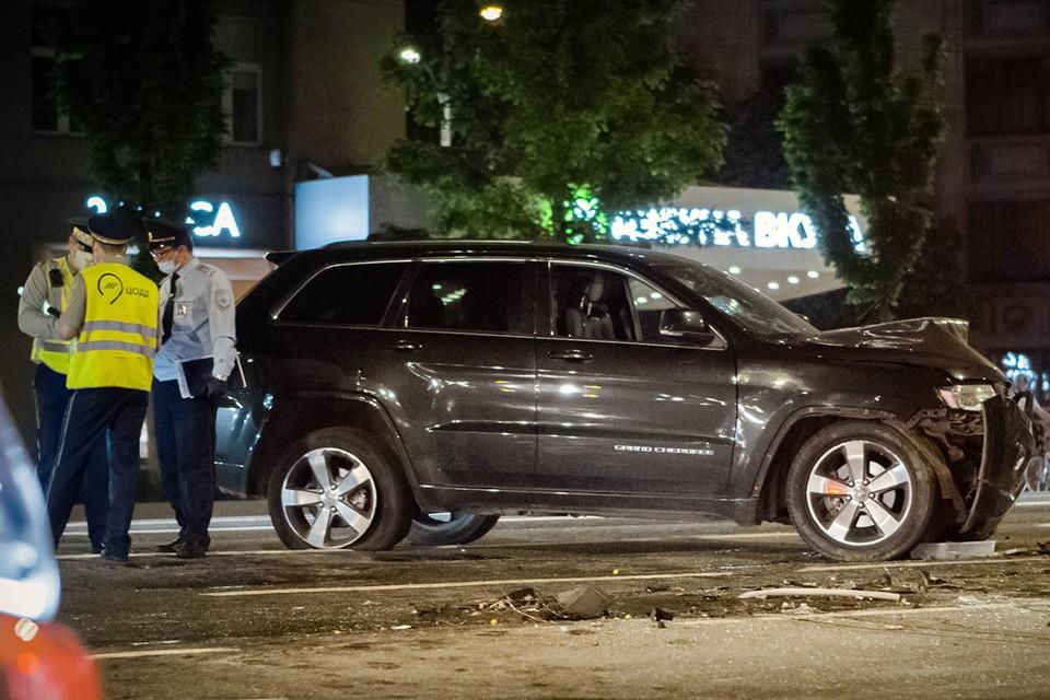 Экспертиза скорости установила, что автомобиль двигался не быстрее 70 км в час. Фото: Роман Канащук/ТАСС