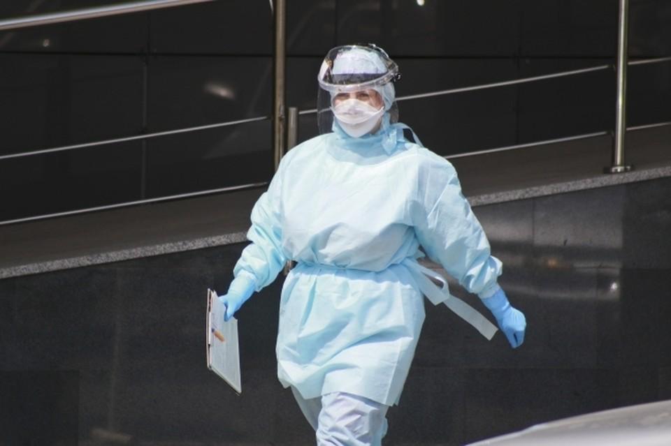 Количество зараженных коронавирусом в Курганской области увеличилось