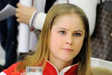 Юлия Липницкая беременна от молодого фигуриста