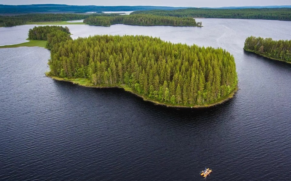 Карелия считается одним из самых красивых регионов России