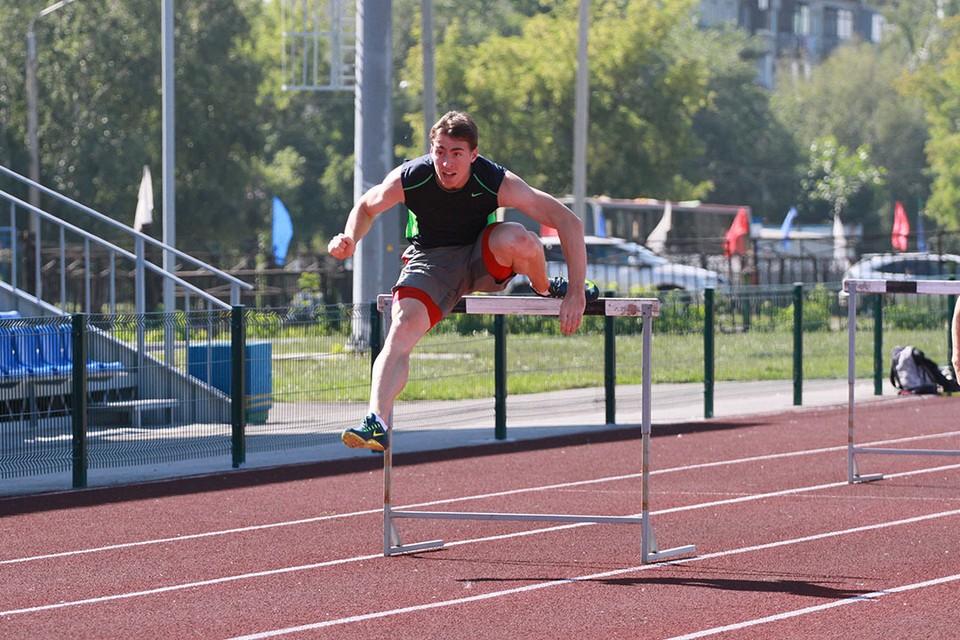 Сергей Шубенков пока готовится к соревнованиям, но они под большим вопросом