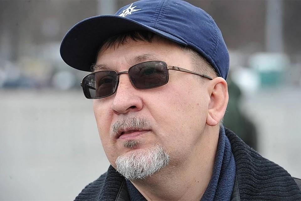 "Журналист ""КП"" Сергей Пономарев"