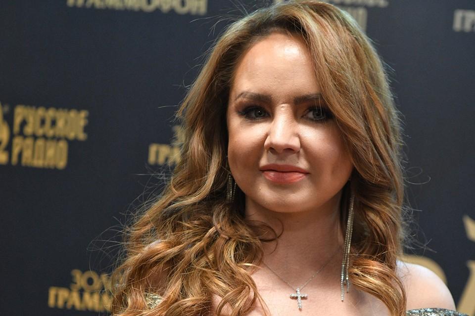 Певица МакSим в ноябре 2019 года.