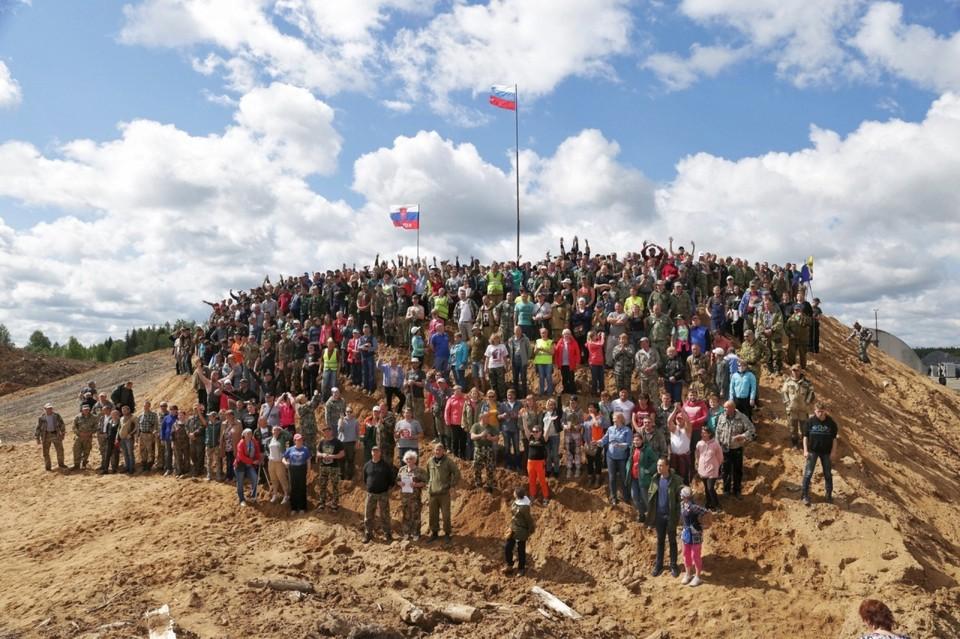 Активисты продолжают бороться за свободу Шиеса от мусора