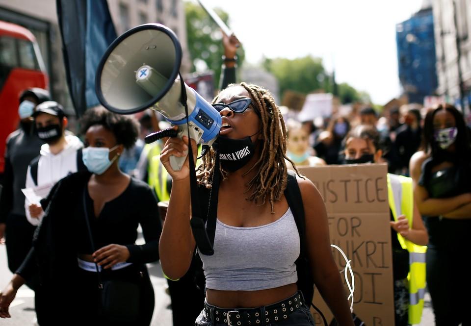 BLM-протесты продолжаются в США