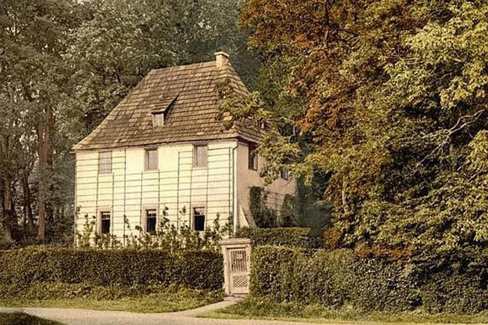 Летний дом Гёте в Веймаре. Фото из семейного архива Марутова