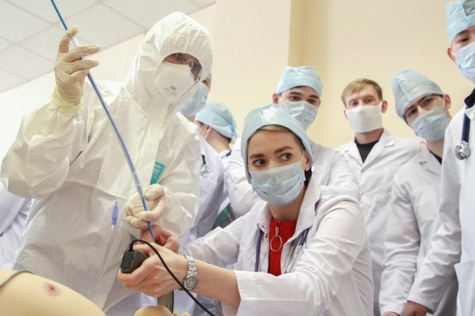 Десять новых случаев заражения нашли в результате 698 тестирований.