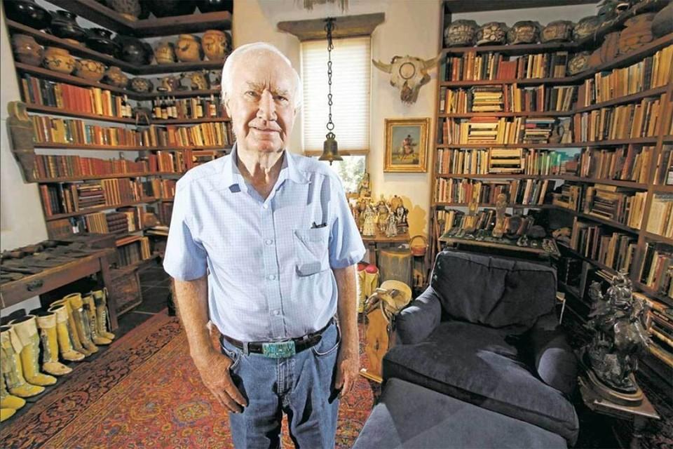 Затейник-миллионер Форрест Фенн собирал древности по всему миру. И открыл свою антикварную лавку.
