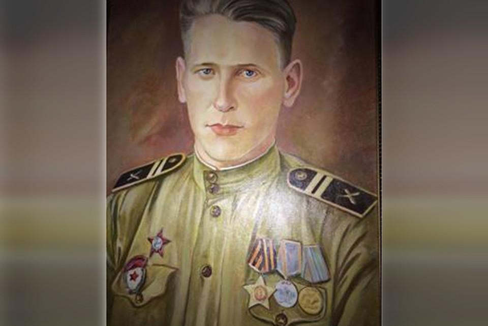 Анатолий Андреевич Толкач был в боевых частях с первого дня войны.