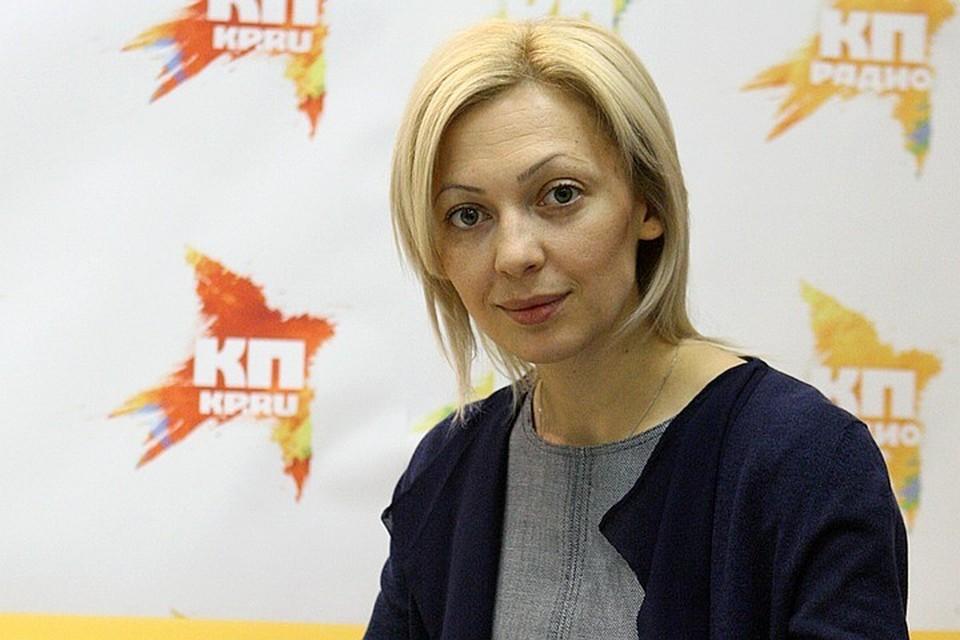 Вице-спикер Государственной Думы России Ольга Тимофеева.